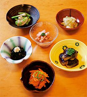 季節の加賀野菜