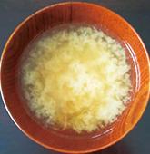 具入りスープ