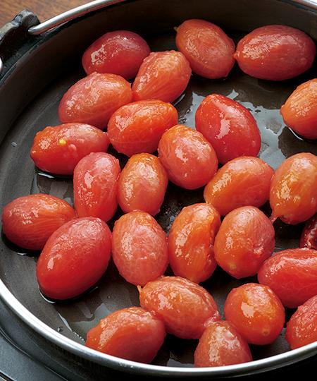 シシリアンルージュトマト鍋