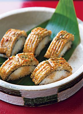 鰻?棒寿司