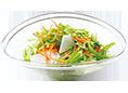 水菜とかぶのサラダ