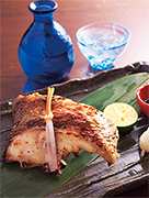 白甘鯛の西京焼