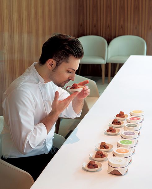 ハインツベック的「和食材」の新しい楽しみ方ジュゼッペ和食の冒険