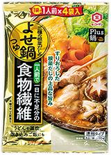 キッコーマン Plus鍋 三種の根菜だしのよせ鍋つゆ