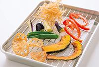 夏野菜の和風カレー