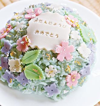 和菓子ケーキ