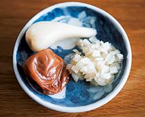 o納豆とおくらのねばねば薬味丼