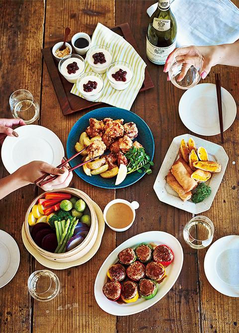 初公開「#滝沢カレンの台所」レシピ