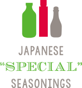 "Japanese""SPECIAL""SEASONINGS"