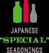 """Japanese""""SPECIAL""""SEASONINGS"""