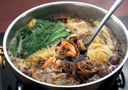 四季茸滋養清鍋