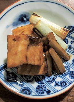 メカジキの酢照り焼き