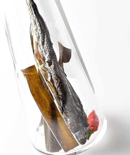 飛魚醤油の素