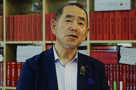 山本益博氏