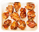 液体塩麹と生姜風味の鶏の唐揚げ
