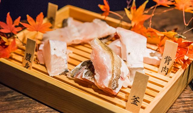対馬の白身魚を堪能できる割烹が 10月27日歌舞伎町にオープン