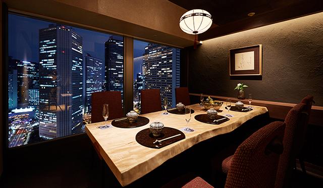 個室で味わう本格京料理 「個室和食 東山」新宿にオープン