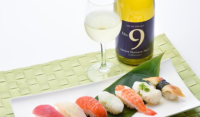 和食とワインの楽しいマリアージュ 清酒酵母を使ったフランスワイン