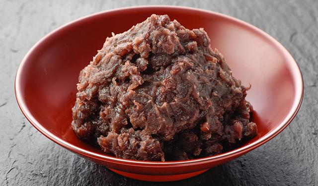 江戸時代からの伝統の味を自宅で 老舗和菓子店の自慢の「あんこ」