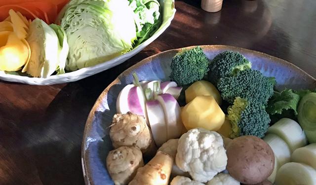 「神楽坂 八百屋瑞花」で鍋に合う 野菜選びについて伺いました