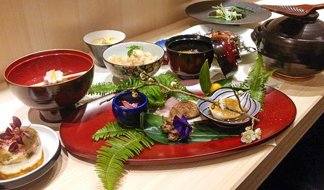 料理と日本酒のマリアージュ 和風創作料理店が銀座にオープン