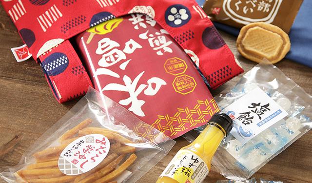 テーマは基本調味料「さしすせそ」 日本の味が詰め込まれた和柄バッグ