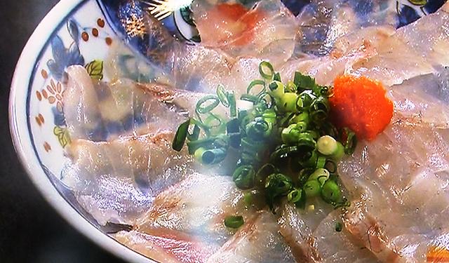 さかな歳時記「二十四節気・立秋」 「洗い」が絶品。味と風格の夏魚