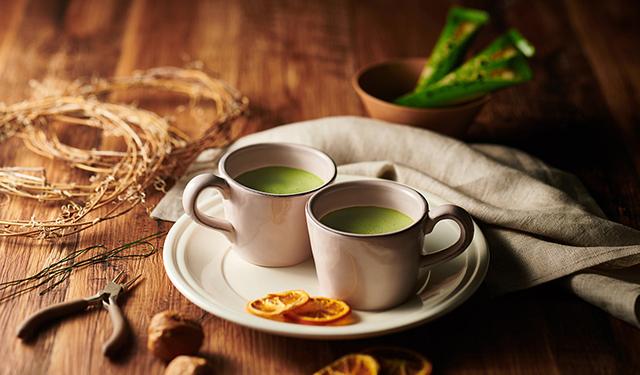 濃厚なうま味と苦味が凝縮した 老舗抹茶店の本格抹茶エスプレッソ