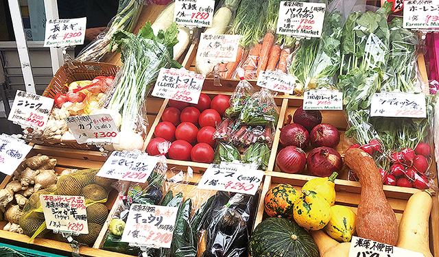 「にっぽんのおいしい」が集まる 浅草の朝市に注目!