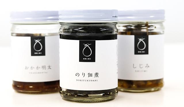 江戸時代創業の老舗から新発売 ネット限定のご飯の供「OKiNI」