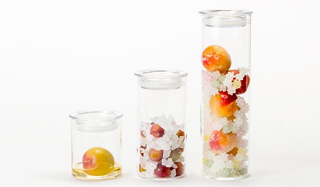 組み合わせて作る自分だけの味 限定発売の梅シロップ作りキット