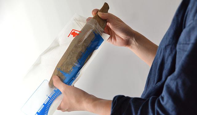 鰹節の保存をもっと便利に 鰹節専門店が企画した保存袋