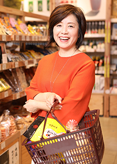 スーパーマーケット 研究家 菅原佳己