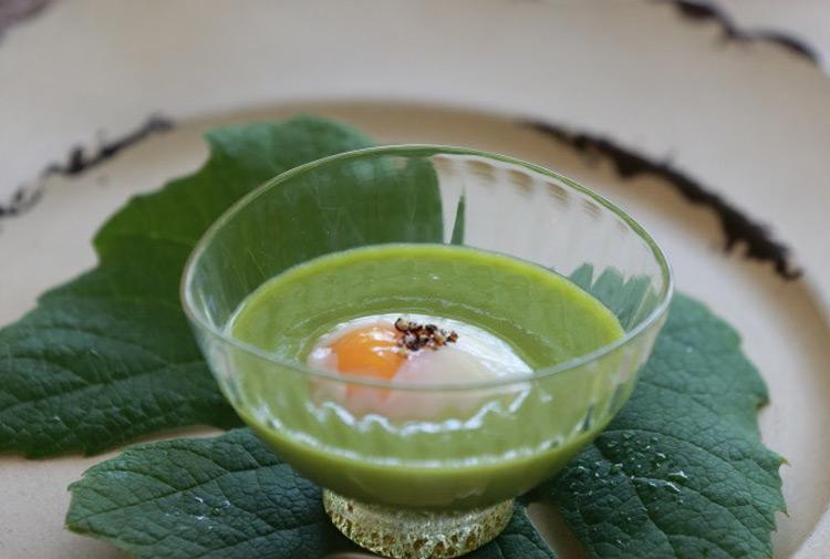 お出汁が決め手、簡単華やか! おもてなし料理 ⑦おうちピクニックの冷製スープ