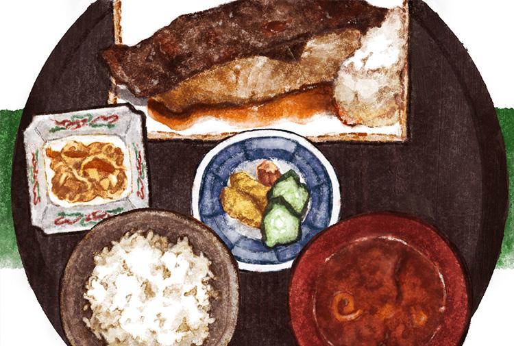文化遺産にふさわしい店「この一品」 新・和食めぐり⑦食彩 かどたの銀むつ漬け焼き定食